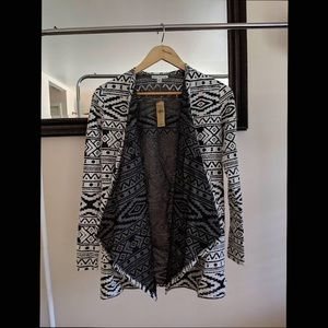 American Eagle Outfitters Aztec Cardigan